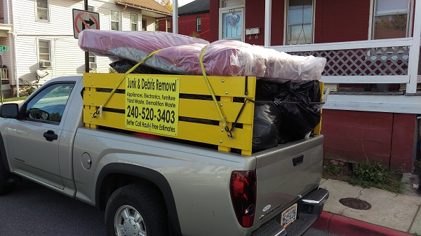 Hagerstown Junk Removal Frederick